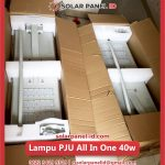 distributor lampu pju all in one 40 watt