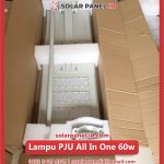 distributor lampu pju all in one 60 watt