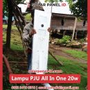 jual lampu pju all in one 20 watt