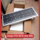 jual lampu pju all in one 40 watt