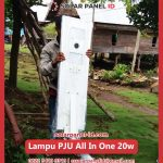 jual pju all in one solar cell 20 watt