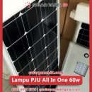 jual pju all in one solar cell 60 watt