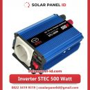 harga power inverter stec 500 watt 220v