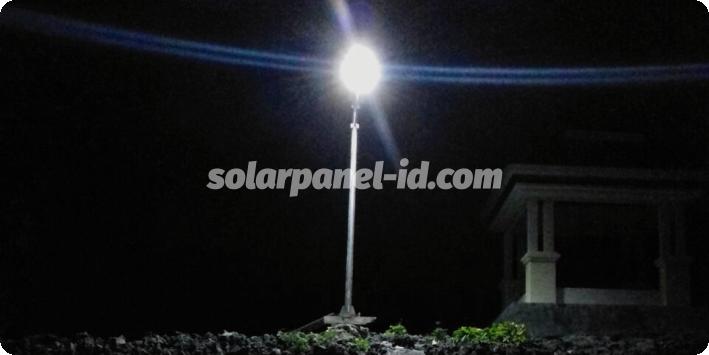 jual lampu pju solarcell all in one 12 watt 12watt