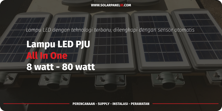 distributor lampu pju all in one 12 watt