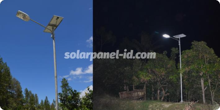 harga lampu pju solarcell banjarmasin kalimantan selatan
