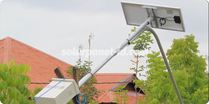 harga lampu pju tenaga surya nunukan kalimantan utara