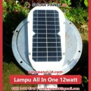 lampu led all in one 12 watt