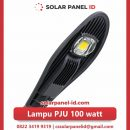 lampu pju solarcell 100watt