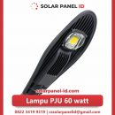 lampu pju solarcell 60watt