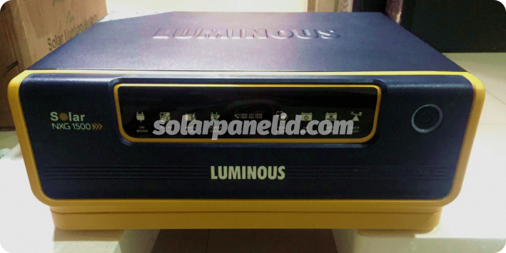 daftar harga inverter luminous hybrid 1500va 1200watt 24v pure sine wave