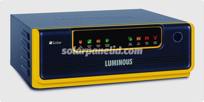 daftar harga inverter luminous hybrid 850va 680watt 12v pure sine wave