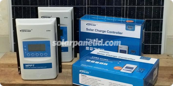 jual solar charge controller mppt solarcell 10A 12v 24v