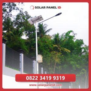 Lampu Jalan PJU Solar Cell