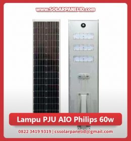 jual lampu pju all in one philips 60 watt