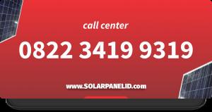 pemasangan pju tenaga surya 2in1 50 watt