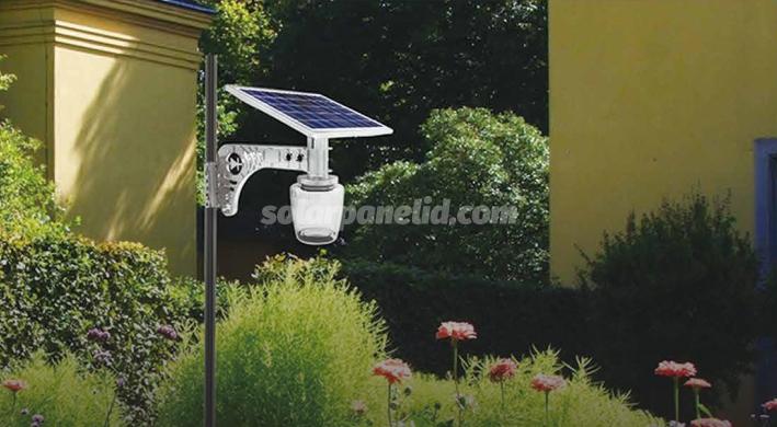 jual lampu taman tancap tenaga golden peach surya 15 watt murah