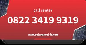 pemasangan pju tenaga surya 2in1 mini 150 watt
